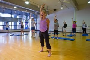 Recreation Rec Services Archbold Gym Exercise Aerobics Class
