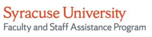 Logo: Syracuse University Faculty and Staff Assistance Program