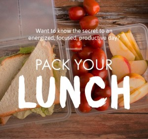 Pack you lunch