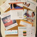 Photo: Wellness Bulletin Board displaying wellness material