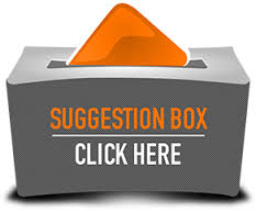 Graphic: Suggestion box