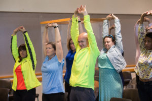 Staff Employees Fitness Running Class By Fleet Feet