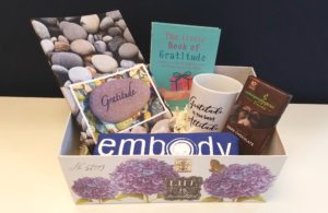 Photo: gratitude gift basket