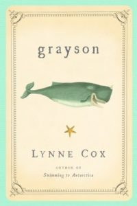 Photo: the cover of the book Grayson by Lynne Cox